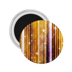 Luxury Party Dreams Futuristic Abstract Design 2 25  Button Magnet
