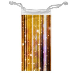 Luxury Party Dreams Futuristic Abstract Design Jewelry Bag