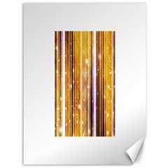 Luxury Party Dreams Futuristic Abstract Design Canvas 36  x 48  (Unframed)