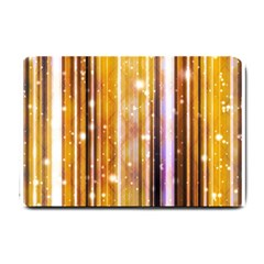 Luxury Party Dreams Futuristic Abstract Design Small Door Mat