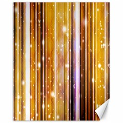 Luxury Party Dreams Futuristic Abstract Design Canvas 11  x 14  (Unframed)