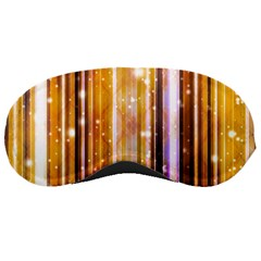 Luxury Party Dreams Futuristic Abstract Design Sleeping Mask