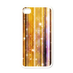 Luxury Party Dreams Futuristic Abstract Design Apple Iphone 4 Case (white)