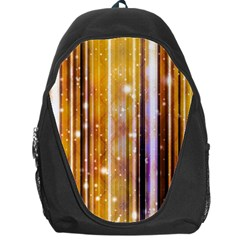 Luxury Party Dreams Futuristic Abstract Design Backpack Bag