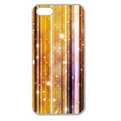 Luxury Party Dreams Futuristic Abstract Design Apple Seamless Iphone 5 Case (clear)