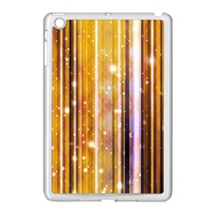 Luxury Party Dreams Futuristic Abstract Design Apple Ipad Mini Case (white)