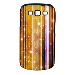 Luxury Party Dreams Futuristic Abstract Design Samsung Galaxy S III Classic Hardshell Case (PC+Silicone)