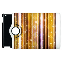 Luxury Party Dreams Futuristic Abstract Design Apple iPad 3/4 Flip 360 Case
