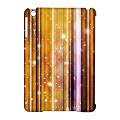 Luxury Party Dreams Futuristic Abstract Design Apple iPad Mini Hardshell Case (Compatible with Smart Cover)