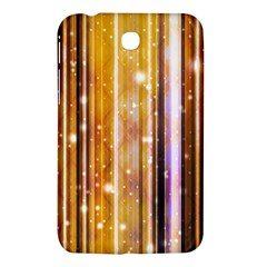 Luxury Party Dreams Futuristic Abstract Design Samsung Galaxy Tab 3 (7 ) P3200 Hardshell Case