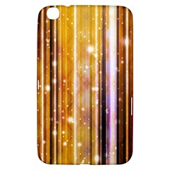 Luxury Party Dreams Futuristic Abstract Design Samsung Galaxy Tab 3 (8 ) T3100 Hardshell Case
