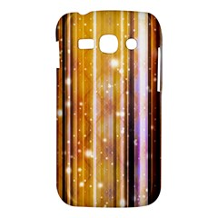 Luxury Party Dreams Futuristic Abstract Design Samsung Galaxy Ace 3 S7272 Hardshell Case
