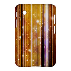 Luxury Party Dreams Futuristic Abstract Design Samsung Galaxy Tab 2 (7 ) P3100 Hardshell Case