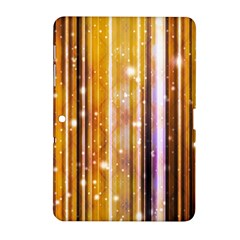 Luxury Party Dreams Futuristic Abstract Design Samsung Galaxy Tab 2 (10.1 ) P5100 Hardshell Case