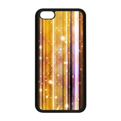 Luxury Party Dreams Futuristic Abstract Design Apple iPhone 5C Seamless Case (Black)