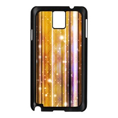 Luxury Party Dreams Futuristic Abstract Design Samsung Galaxy Note 3 N9005 Case (Black)