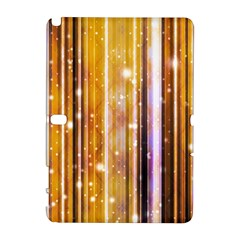 Luxury Party Dreams Futuristic Abstract Design Samsung Galaxy Note 10.1 (P600) Hardshell Case