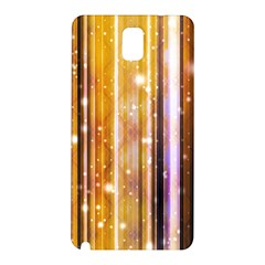 Luxury Party Dreams Futuristic Abstract Design Samsung Galaxy Note 3 N9005 Hardshell Back Case