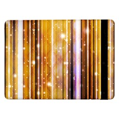 Luxury Party Dreams Futuristic Abstract Design Samsung Galaxy Tab Pro 12 2  Flip Case