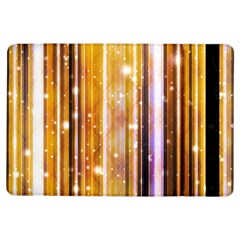 Luxury Party Dreams Futuristic Abstract Design Apple Ipad Air Flip Case