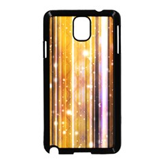 Luxury Party Dreams Futuristic Abstract Design Samsung Galaxy Note 3 Neo Hardshell Case (black)