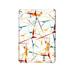 Colorful Splatter Abstract Shapes Apple Ipad Mini 2 Hardshell Case