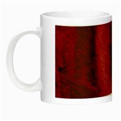 Blood Waterfall Glow In The Dark Mug
