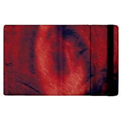 Blood Waterfall Apple Ipad 2 Flip Case