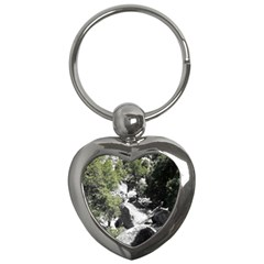 Yosemite National Park Key Chain (heart)