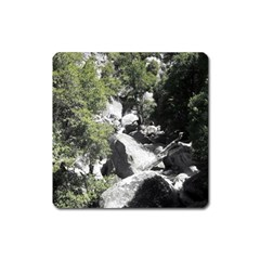 Yosemite National Park Magnet (square)