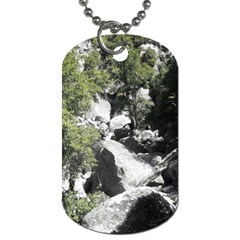 Yosemite National Park Dog Tag (two Sides)