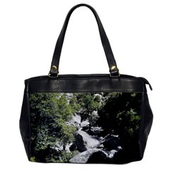 Yosemite National Park Oversize Office Handbag (one Side)