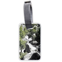 Yosemite National Park Luggage Tag (two sides)
