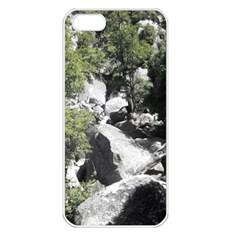 Yosemite National Park Apple Iphone 5 Seamless Case (white)