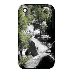 Yosemite National Park Apple iPhone 3G/3GS Hardshell Case (PC+Silicone)