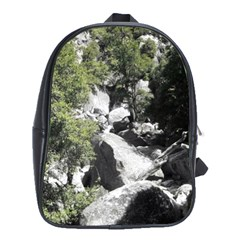 Yosemite National Park School Bag (xl)