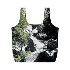 Yosemite National Park Full Print Recycle Bag (M)