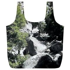 Yosemite National Park Full Print Recycle Bag (xl)