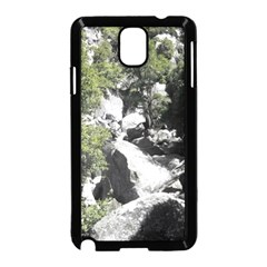 Yosemite National Park Samsung Galaxy Note 3 Neo Hardshell Case (Black)