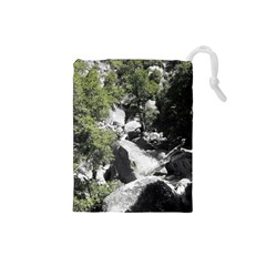 Yosemite National Park Drawstring Pouch (Small)