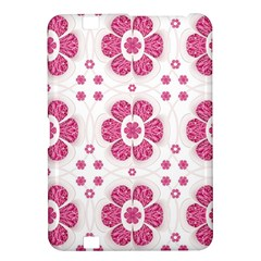 Sweety Pink Floral Pattern Kindle Fire Hd 8 9  Hardshell Case