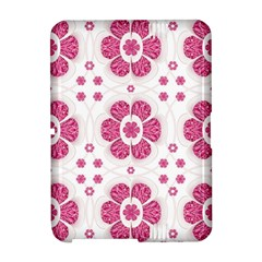 Sweety Pink Floral Pattern Kindle Fire (2nd Gen 2013) Hardshell Case
