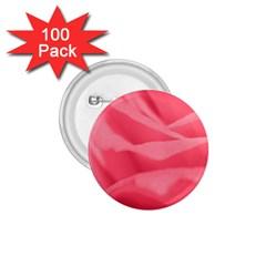 Pink Silk Effect  1.75  Button (100 pack)