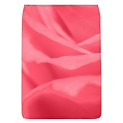 Pink Silk Effect  Removable Flap Cover (Large)