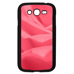 Pink Silk Effect  Samsung Galaxy Grand Duos I9082 Case (black)
