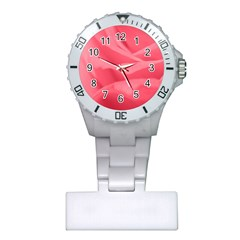 Pink Silk Effect  Nurses Watch