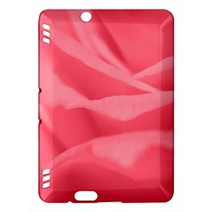 Pink Silk Effect  Kindle Fire HDX 7  Hardshell Case