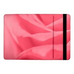 Pink Silk Effect  Samsung Galaxy Tab Pro 10 1  Flip Case
