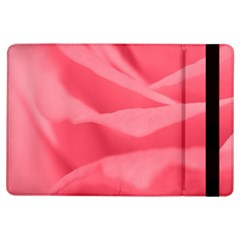 Pink Silk Effect  Apple Ipad Air Flip Case