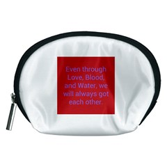 A Bff s promise Accessory Pouch (Medium)